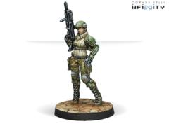 Grunt (вооружена Rifle)