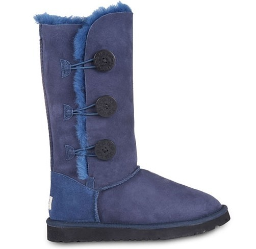 UGG Bailey Button Triplet Navy