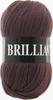Пряжа Vita Brilliant 4953 (Шоколад)