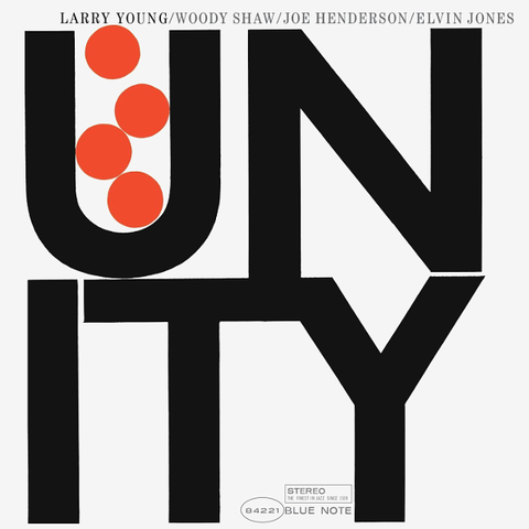 Larry Young / Unity (LP)