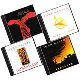 Комплект / John Wetton (4CD)