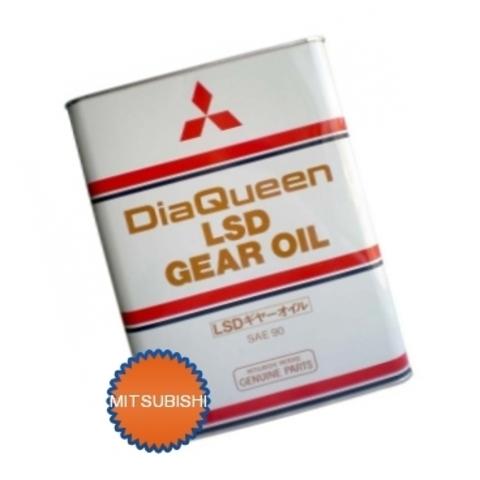 MITSUBISHI GEAR OIL LSD 90 GL-5 Жидкость для дифференциалов повышенного трения (железо/Япония)