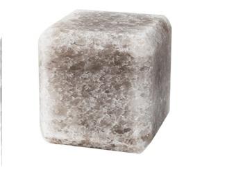 Блок из соли 17*17*17см, фото 1