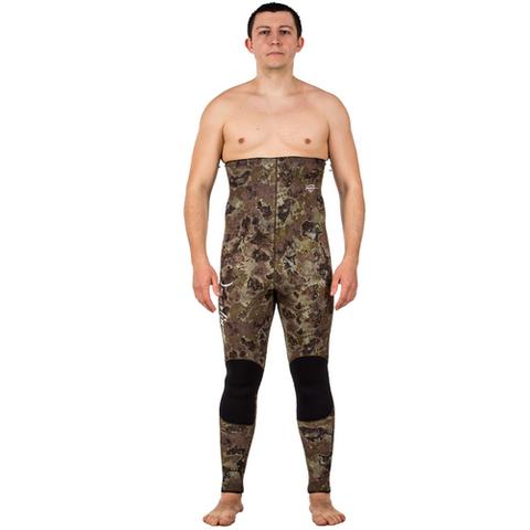 Гидрокостюм Marlin Sarmat Eco Green 7 мм штаны – 88003332291 изображение 21