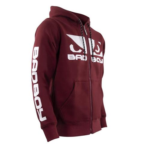 Толстовка Bad Boy G.P.D Hoodie - Red