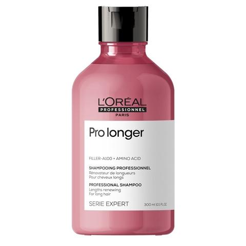 L'Oreal Professionnel Pro Longer: Шампунь для восстановления волос по длине (Pro Longer Shampoo), 300мл/1. 5л