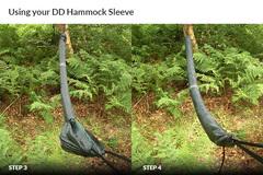 Чехол для гамака Hammock sleeve Green