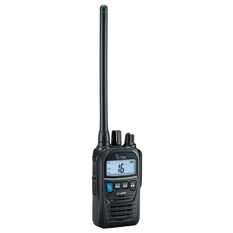 Морская радиостанция Icom IC-M85