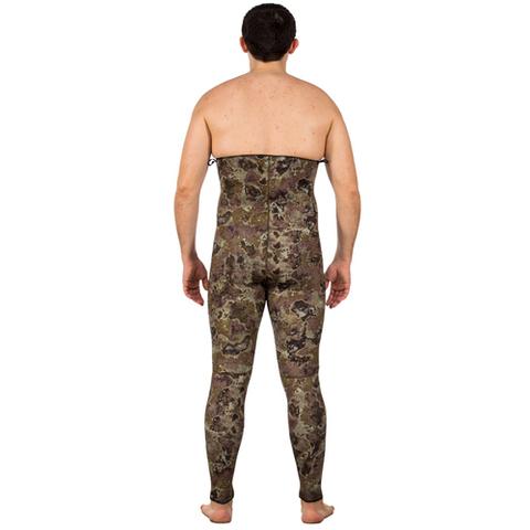 Гидрокостюм Marlin Sarmat Eco Green 7 мм штаны – 88003332291 изображение 22