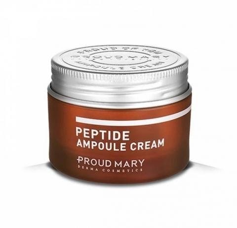 Proud Mary Peptide Ampoule Cream омолаживающий крем с пептидами