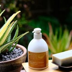 Лечебный кондиционер - маска для волос на основе масла кокоса и масла рисовых отрубей, Baivan