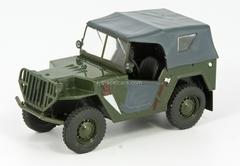NATI-AR khaki 1:43 DeAgostini Auto Legends USSR #118