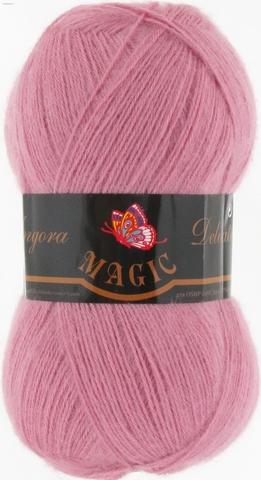 Angora Delicate 1133 Дымчато-розовый Magic - купить в интернет-магазине пряжи