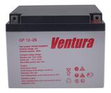 Аккумулятор Ventura GP 12-26 ( 12V 26Ah / 12В 26Ач ) - фотография