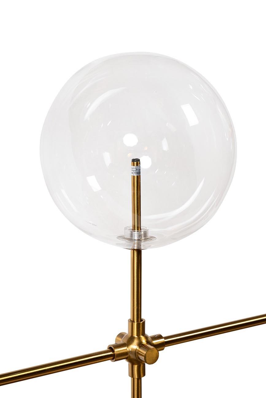 K2KG0835P-7A Светильник потолочный L150*W22*H80см