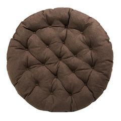 Матрац для кресла Папасан (Papasan) -Темно коричневый
