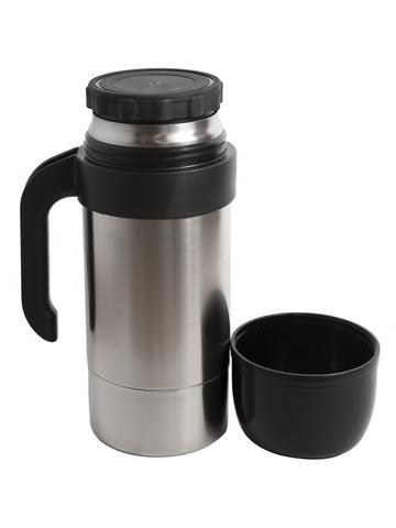 Термос для еды Амет КS Турист-Н (1,25 литра) с широким горлом, стальной