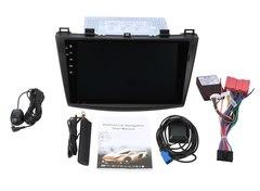 Магнитола Mazda3 2003-2009 (BK) Android 7.1 2/32 GB IPS модель GF9702T3