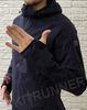 Элитный Беговой непромокаемый костюм Gri Джеди 2.0 темно-синий с черными брюками