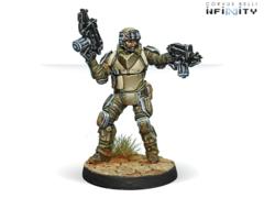 Minuteman (вооружен 2 Light Flamethrowers)