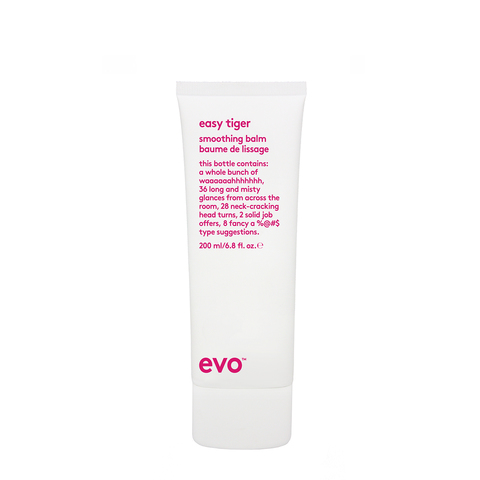 EVO Разглаживающий бальзам [потиишшше, тигррр] Easy Tiger Smoothing Balm
