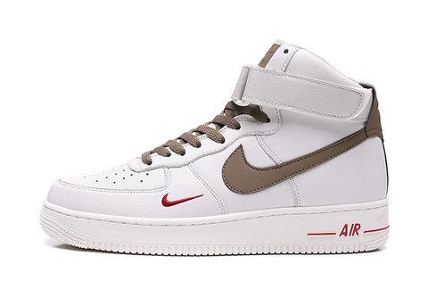 Nike Air Force 1 High 'White/Grey'
