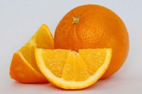 Апельсины 100 гр.