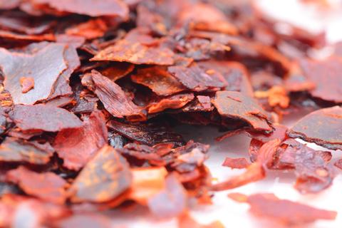 Перец красный сладкий сушеный хлопьями, 50 гр.
