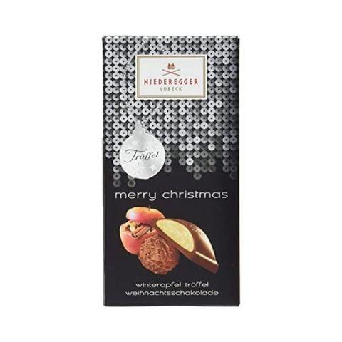 Рождественский шоколад