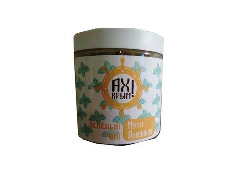 Крымский зелёный чай «Мята и Лимонник»™Ах Крым