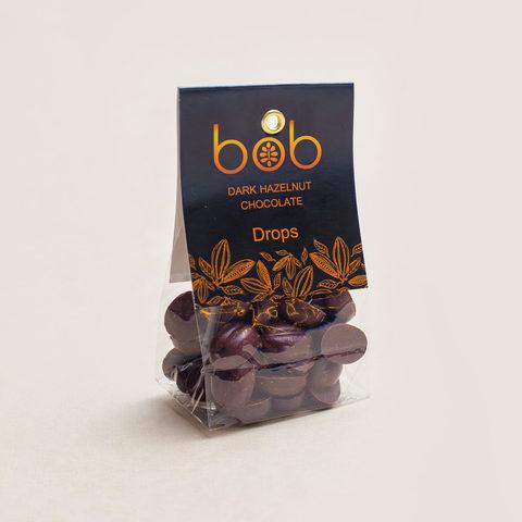 Bob Дропсы из темного фундучного шоколада 50 г