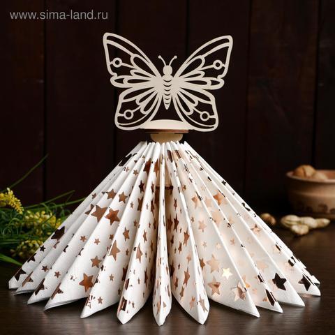 Салфетница «Бабочка», 22х12х0,3 см