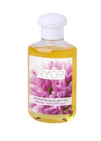 Ryor Амарантовое масло для кожи лица и тела с мощными регенерирующими свойствами, 135мл