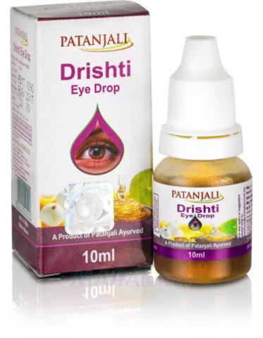 АКЦИЯ !!! Скидка 25%  Капли для глаз DRISHTI, (Индия)