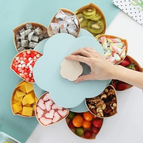 Менажница для сухофруктов, орехов и конфет