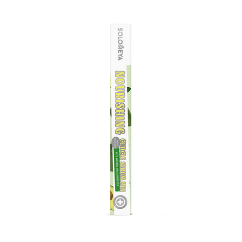 SOLOMEYA | Питательная сыворотка для кутикулы с маслами Авокадо и Миндаля / Nourishing cuticle serum pen with Avocado and Almond Oils, (2 мл)