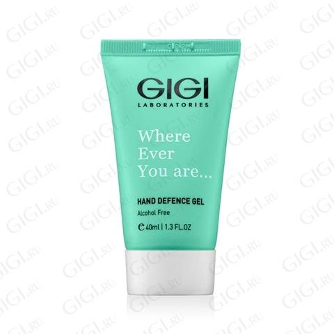 Gigi Hand defence gel, Гель-крем для рук, 40 мл