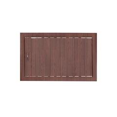 Антресольная дверь вишня