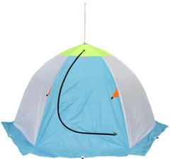 Палатка для зимней рыбалки Медведь - 3, 3-х слойная ( термостежка)