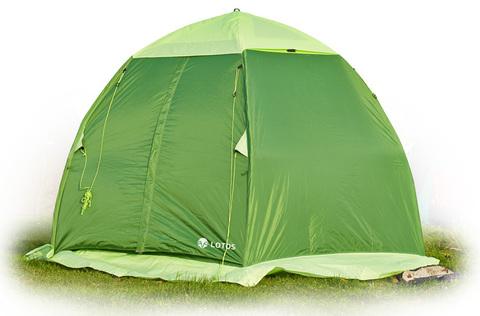 Палатка ЛОТОС 3 Саммер центральная