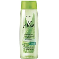 ШАМПУНЬ-Elixir ИНТЕНСИВНЫЙ УХОД для сухих, ломких и тусклых волос, 400 мл ALOE