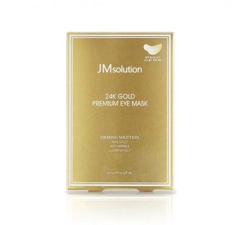 JM Solution 24K Gold Premium Eye Mask 4ml x 10ea