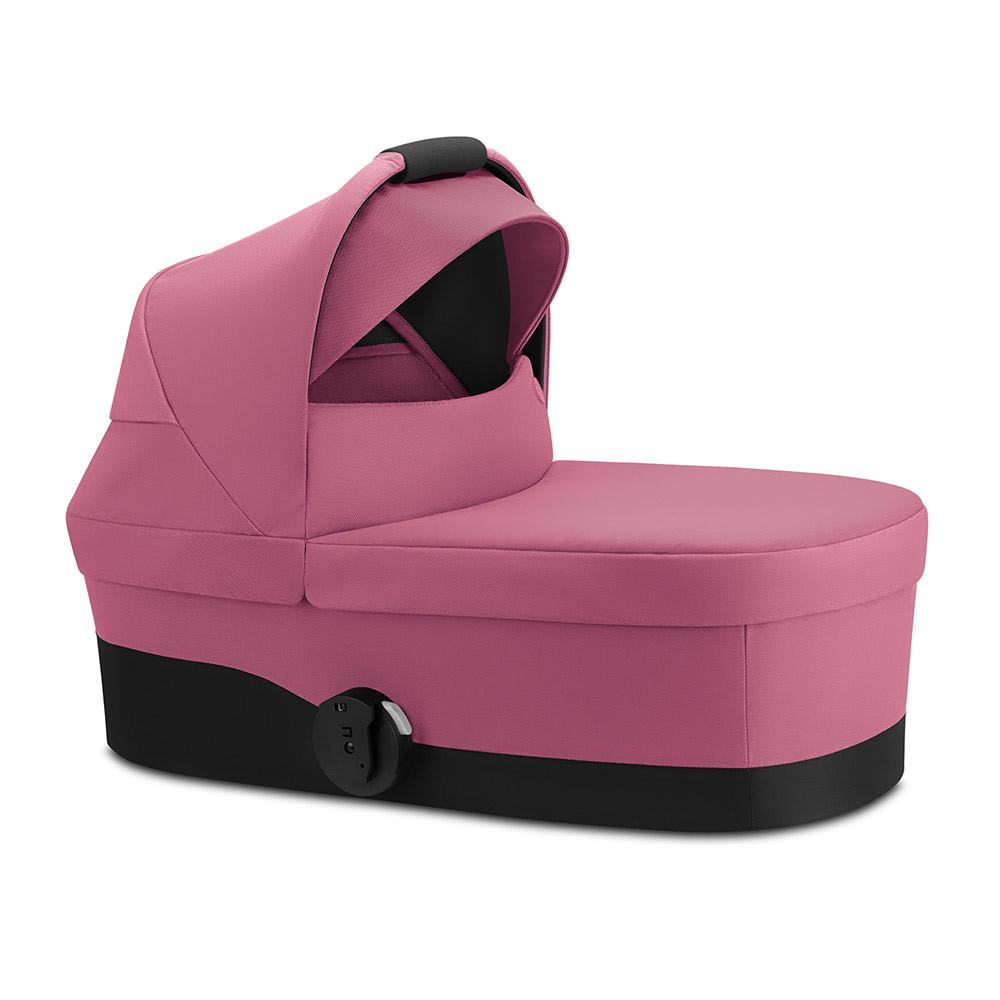 Спальный блок Спальный блок Cybex Carry Cot S Magnolia Pink 10421_1_106-Cot-S-Design-Magnolia-Pink.jpg