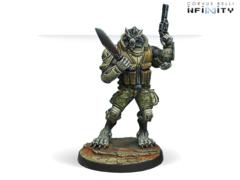 Devil Dog (вооружен Smoke Grenades)