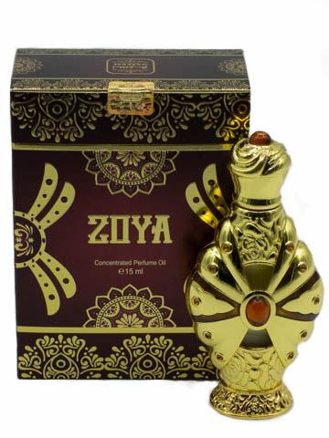 Zoya Зоя 15 мл арабские масляные духи от Насим Naseem Perfumes