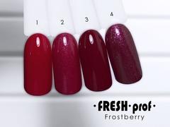 Гель-лак  Fresh prof Frost Berry FB №04