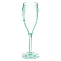 Набор бокалов для шампанского 4 шт Superglas CHEERS NO. 1, 100 мл, мятный, фото 2