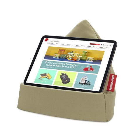 Подставка для планшета и смартфона Micro Puff зеленая