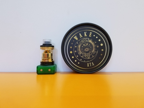 Бак WAKE RTA by WAKE MOD CO 3.3ml