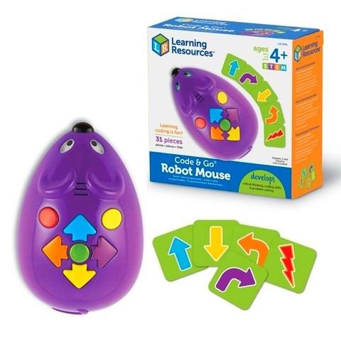 LER2841 Игровой набор Мышиный код Базовый Learning Resources